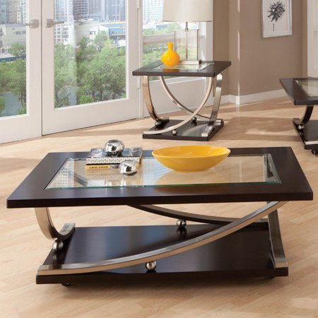 Standard furniture melrose coffee table - Standard coffee table height ...