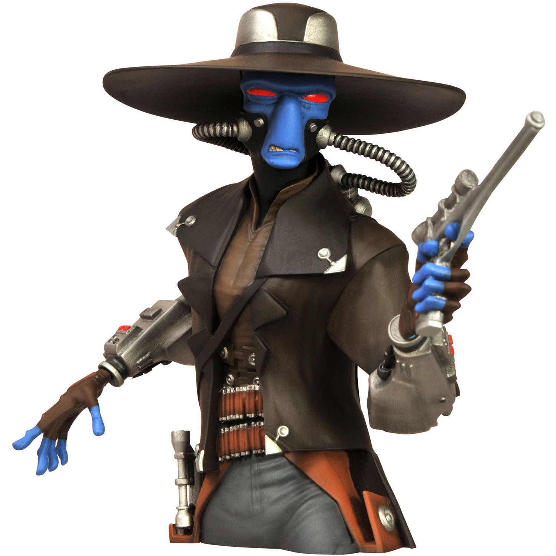 Diamond Select Toys Star Wars Cad Bane Bust Bank