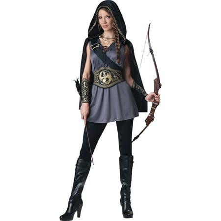 Morris Costumes Adult Womens Renaissance Huntress Costume M, Style (40's Style Dance Costumes)