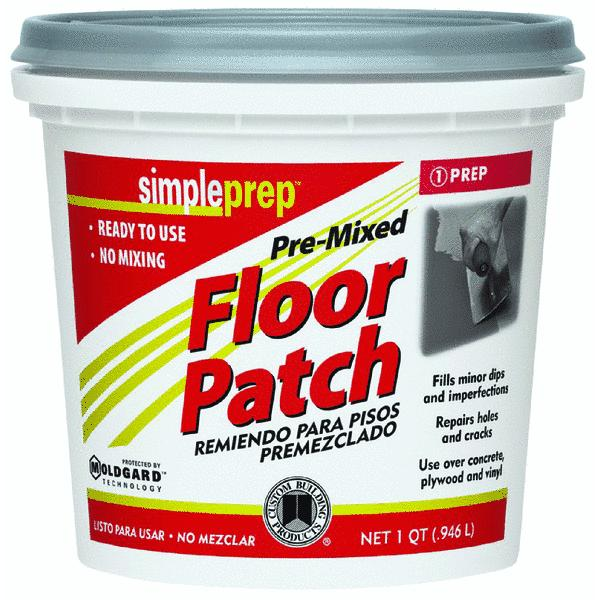 Custom Building Products Pre Mixed Floor Patch (Set of 6)