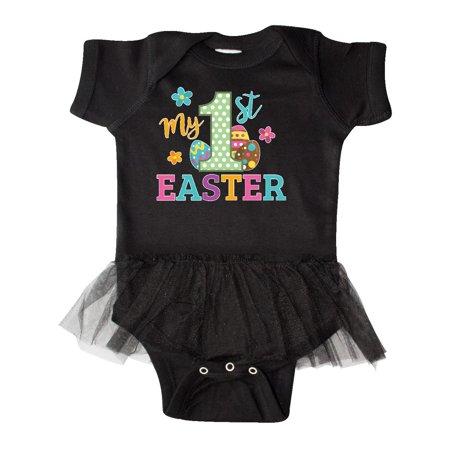 Easter Onesie - My 1st Easter Infant Tutu Bodysuit