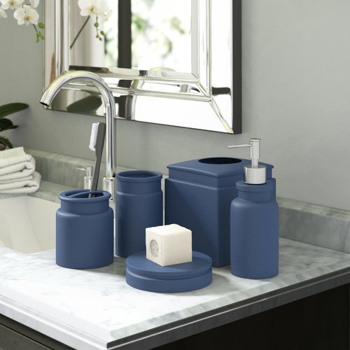 Turn on the Brights Whalen 5 Piece Bathroom Accessory Set