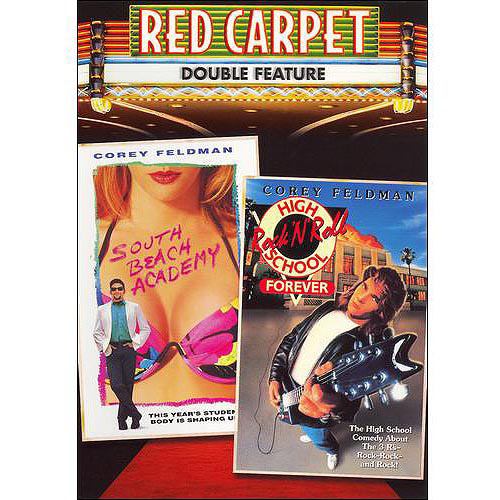 Red Carpet Double Feature: South Beach Academy / Rock 'n' Roll High School Forever (Full Frame)