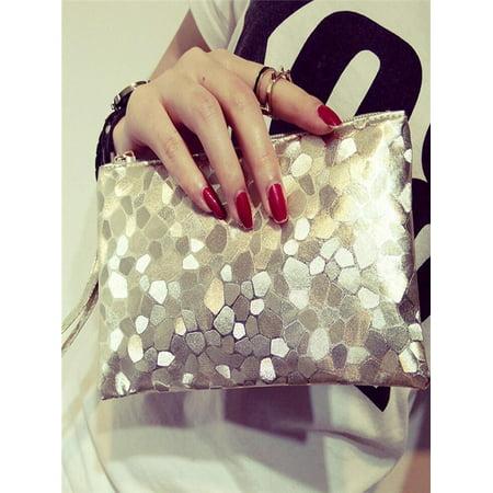 Fashion Women Coins Change Purse Clutch Zipper Zero Wallet Phone Key Bags KH