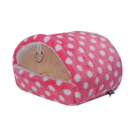 Comfortable Pet Hamster Warm Bed Hammock Cushion Mat for Pet Rabbit Guinea Pig Rat Squirrel - Rabbits Feet For Sale