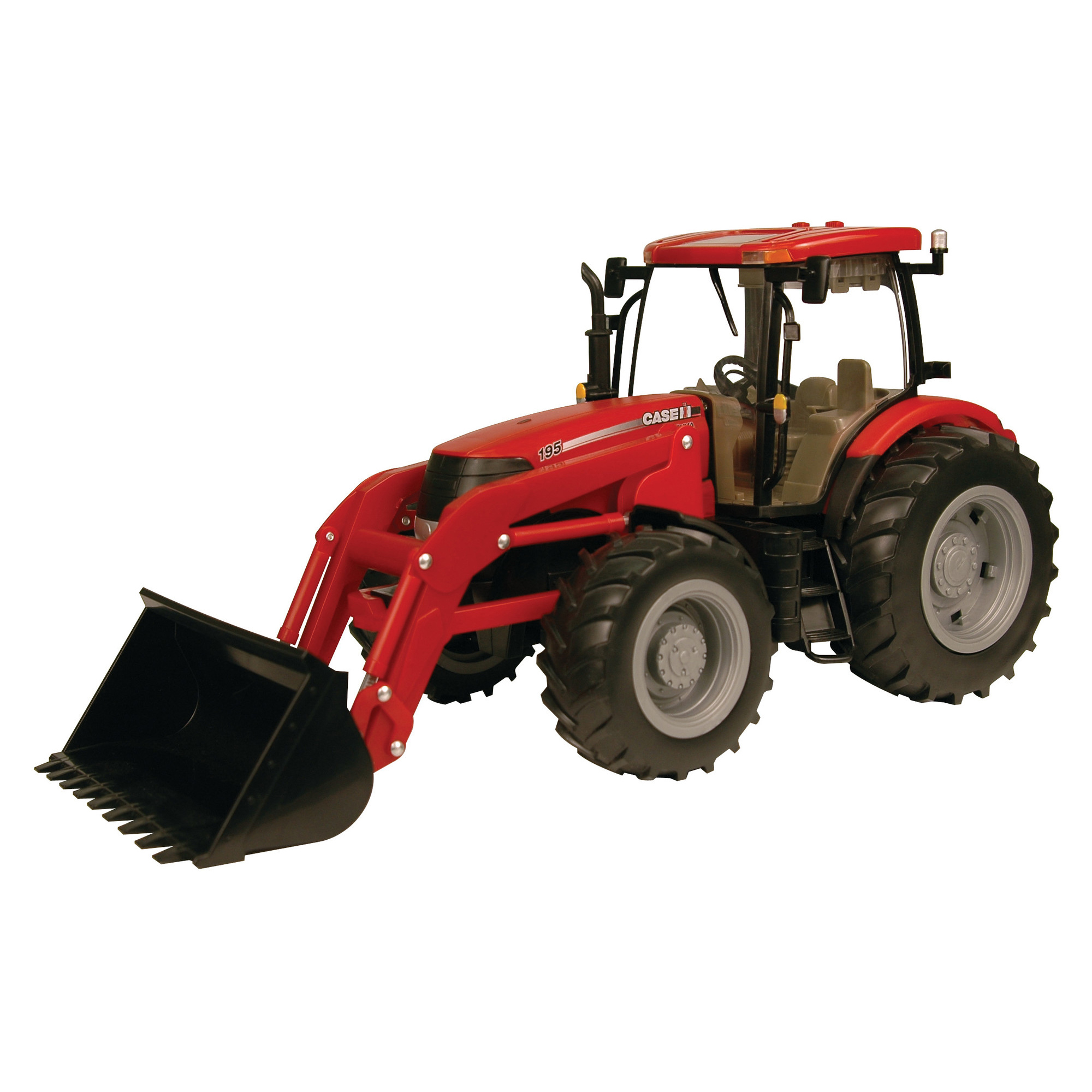 Tomy Big Farm 1:16 Case IH Puma 195 Tractor With Loader by TOMY