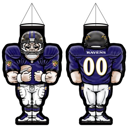 Baltimore Ravens Official NFL 37 inch Windsock Flag by Wincraft