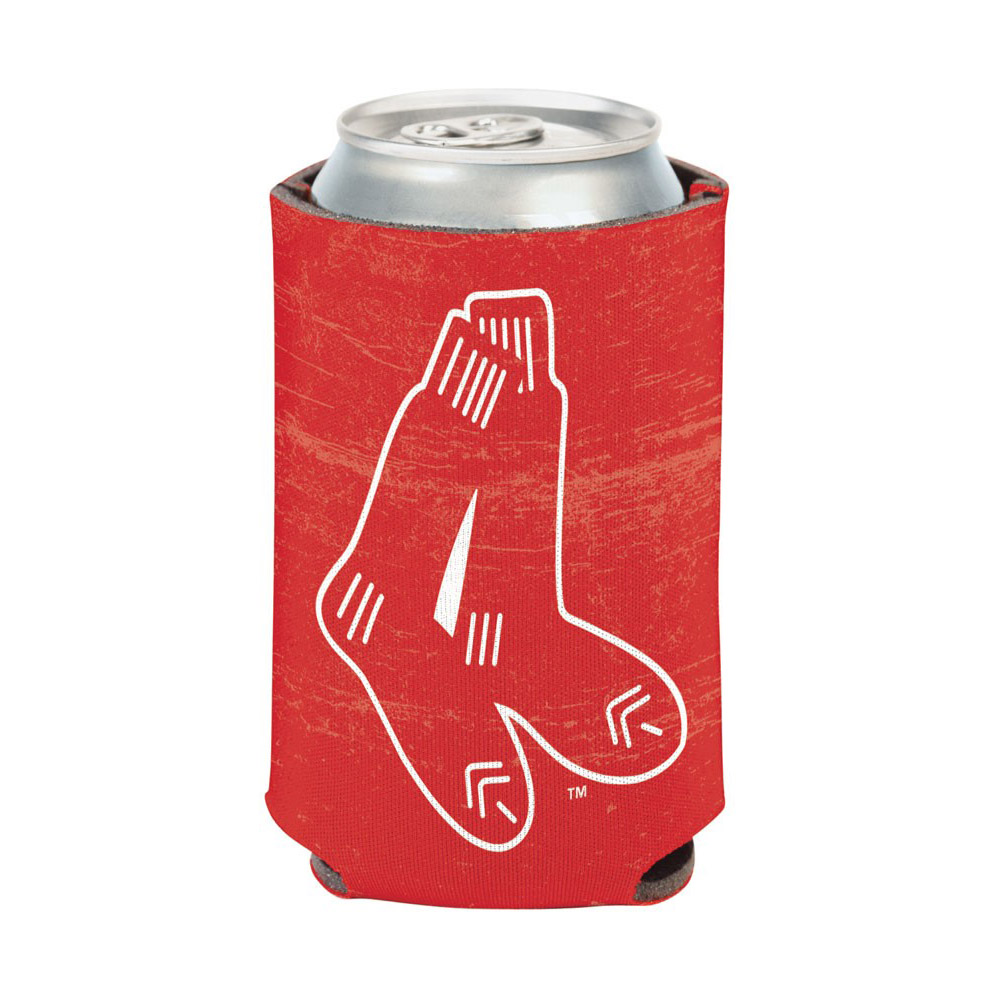 Boston Red Sox WinCraft Cooperstown Collection Can Cooler - No Size