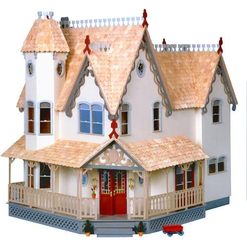 Greenleaf Dollhouses Pierce Dollhouse