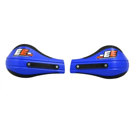 Enduro Engineering Replacement EVO2 Plastic Debris Roost Deflectors Blue