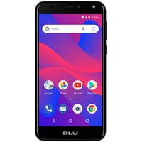 BLU C6 C031P Unlocked GSM Dual-SIM Android Phone w/ Dual 8MP|2MP Camera - Black