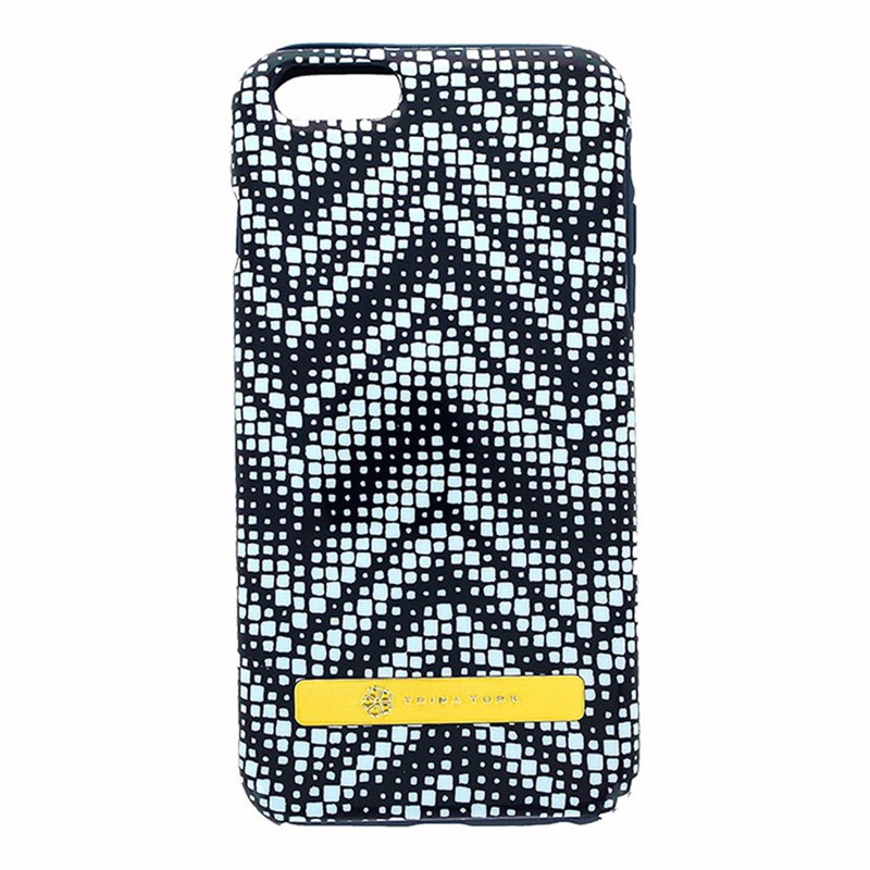 Trina Turk Dual Layer Case for iPhone 6 Plus 6S Plus Hayward Blue