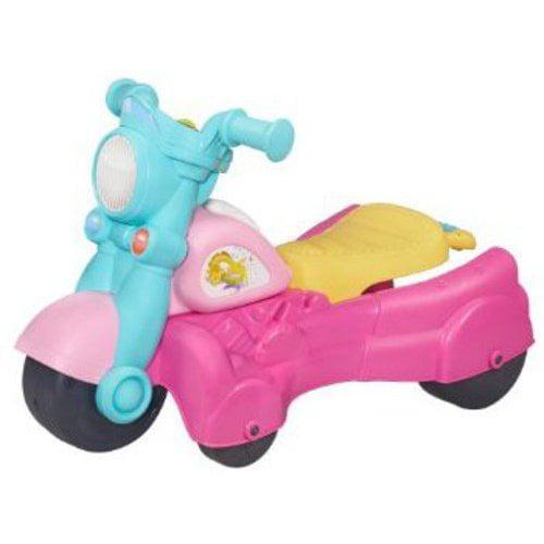 Playskool Rocktivity Walk 'N Roll Rider, Pink