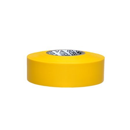 Presco Taffeta Roll Flagging Tape: 1-3/16 in. x 300 ft. (Yellow)