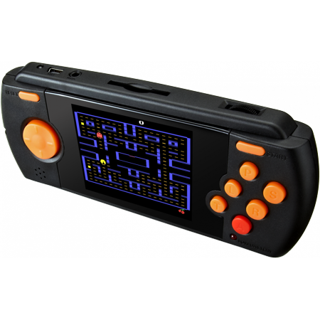 Atari Flashback Portable Game Player Handheld System, Black