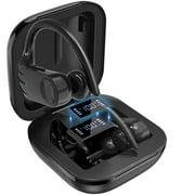Best Running On Ear Headphones - True Wireless Earbuds Bluetooth 5.0 Headphones Sport Running Review