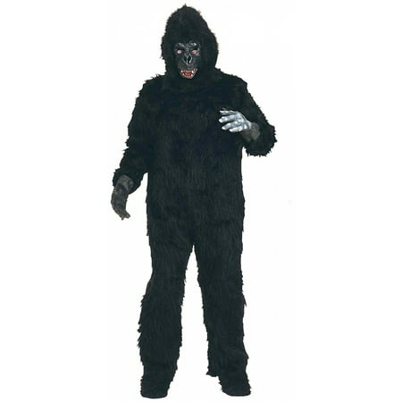 Promotional Gorilla Suit Adult Costume - Standard (Gorilla Suit Costume)