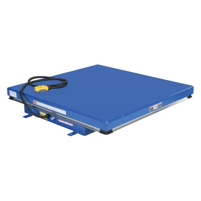 Vestil AHLT-4848-3-43 Air-Hydra Scissor Lift Table, 48 x 48 in. 3000 lbs by Vestil