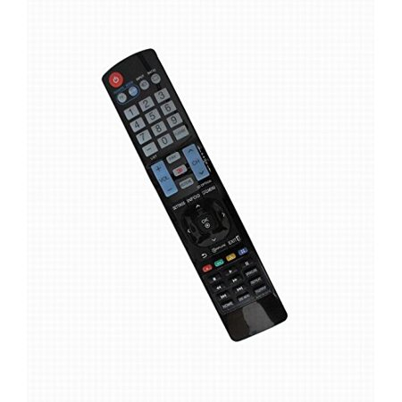 Universal Replacement Remote Control For LG AKB73215304 BD630 BD350N BD370  BD390 Network 3D Blu-ray BD DVD Disc Player