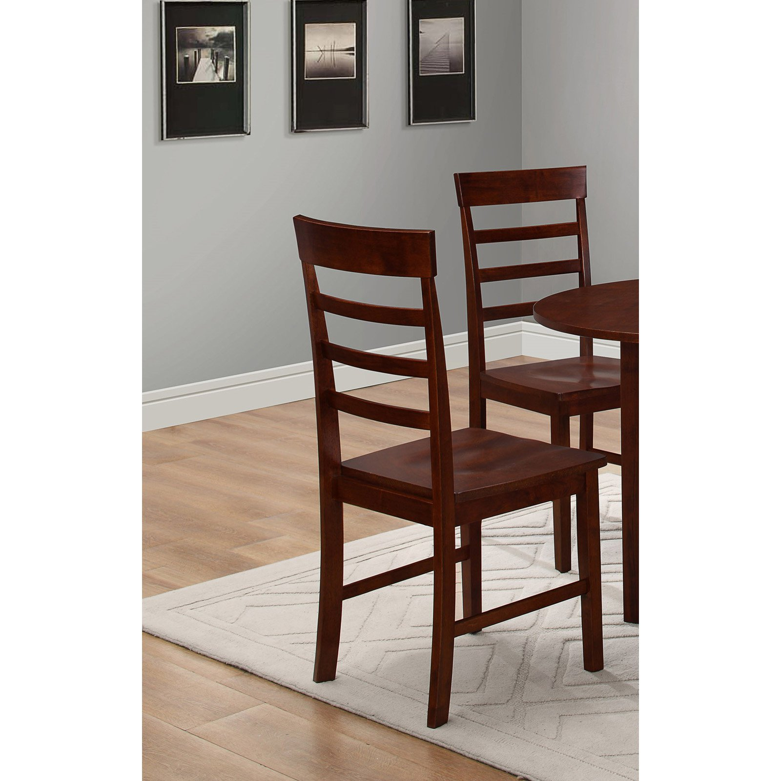 4D Concepts Harrison Dining Chairs - Set of 2