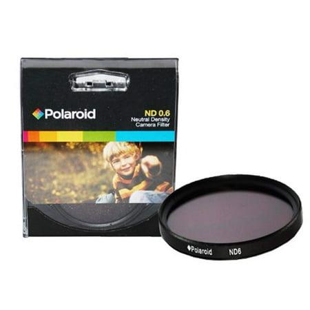 Polaroid Optics 52mm Neutral Density Filter [ND 0.6] Compatible w/ All Popular Camera Lens Models ()