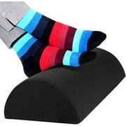 Semi-cylindrical pillow office feet rest footrest foot massage pinch