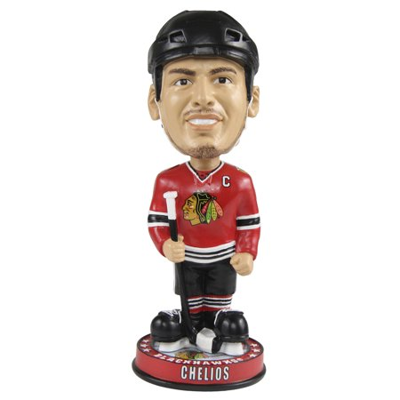 Chris Chelios Nhl (Chris Chelios #7 (Chicago Blackhawks) NHL Knucklehead Legends Bobble by)