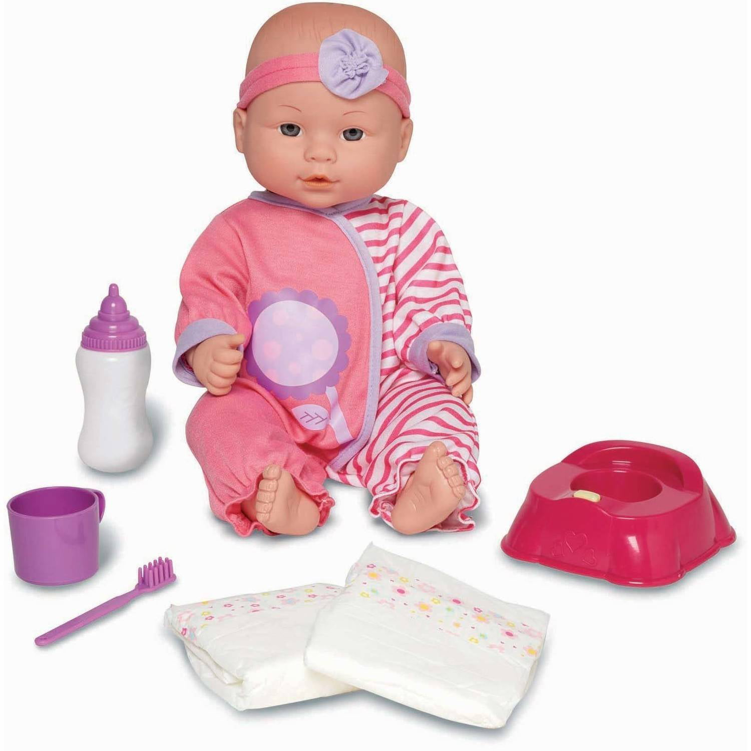 Baby Alive Medium Skin Compare Little Mommy Baby So New
