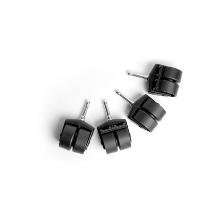 Mantua Mfg. Co. Caster Wheels for Bed Frames (Set of 4)