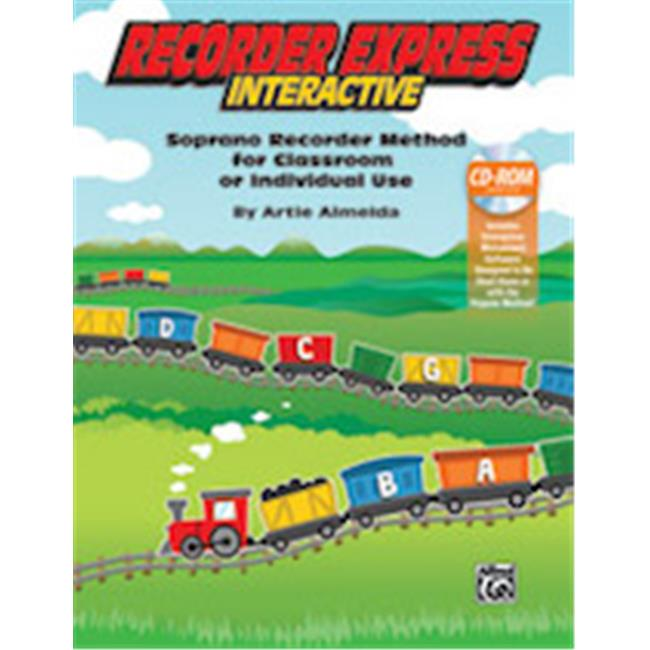 Alfred 00-44714 Recorder Express Interactive by Alfred