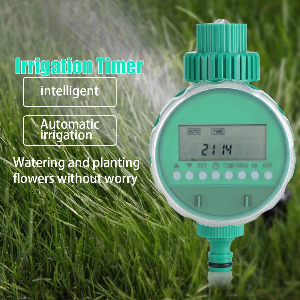 Contrôleur Intelligent De Minuterie D/'arrosage Automatique D/'irrigation Jardin