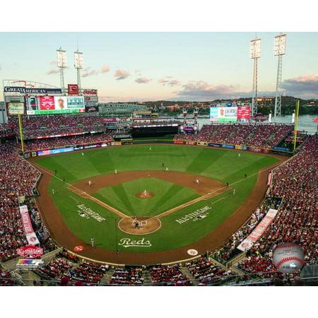 Great American Ballpark Framed Photo (Great American Ball Park 2015 MLB All-Star Game Photo Print )