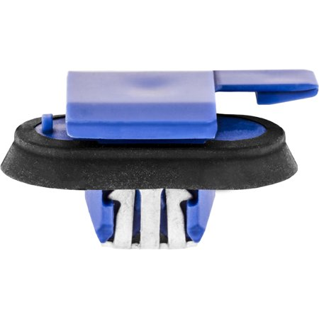 Clipsandfasteners Inc 10 Moulding Clips with Sealer & Metal Reinforcement For GM 11611367