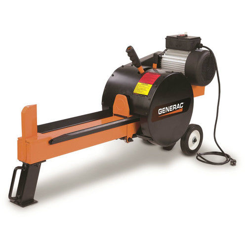 Generac WDSRXGCNXQDOX3 15 Amp 10-Ton Kinetic Electric Log Splitter by