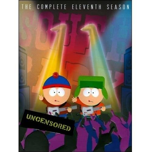 South Park: The Complete Eleventh Season (Uncensored) (Full Frame)