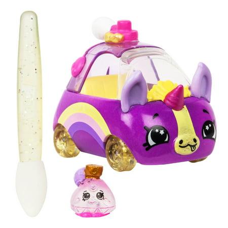 Shopkins Cutie Cars Color Change Fantasy, - Holiday Fantasy Car