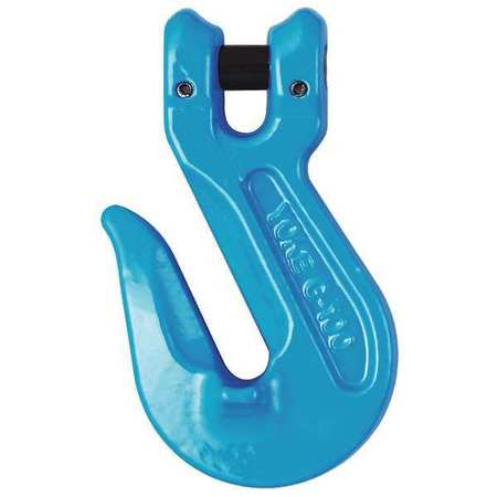 YOKE X-042-13 Grab Hook, Alloy Steel, G100, Clevis