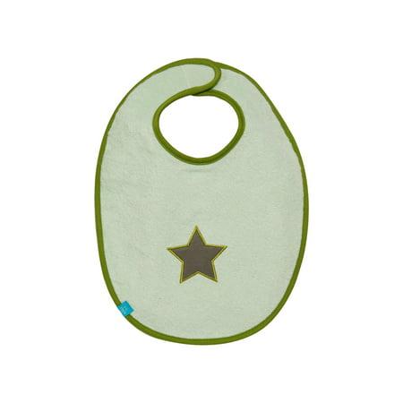 Waterproof Medium Bib Starlight Olive 6 24 Mo