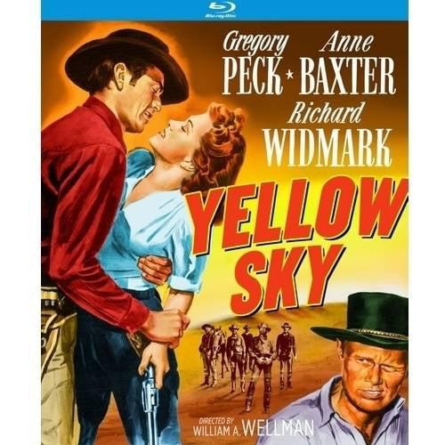 Yellow Sky (Blu-ray)
