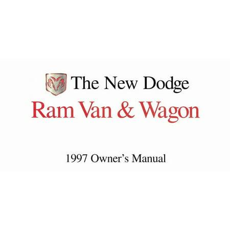 Bishko OEM Maintenance Owner's Manual Bound for Dodge Truck Ram Van & Wagon 1997 ()