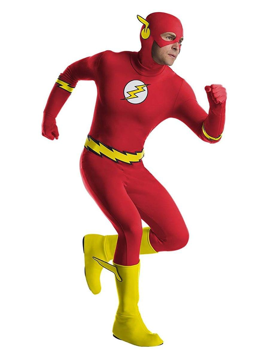 Adult The Flash Costume