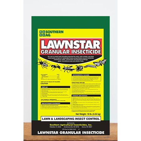 Granular Insecticide - Southern Ag Lawnstar Bifenthrin Granular Insecticide, 20 LB
