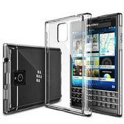 Refurbished Blackberry Passport Case - Ringke FUSION Passport Case [FREE Screen Protector/Drop Protection][CRYSTAL VIEW] Shock Absorption Bu