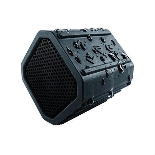 ECOXGEAR GDI-EGPB101 ECOXGEAR ECOPEBBLE GDI-EGPB101 Speaker System - Wireless Speaker(s) - Black - 32.8 ft - Bluetooth - USB