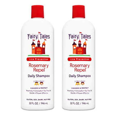 Fairy Tales Rosemary Repel Daily Kid Shampoo For Lice Prevention 32 Oz 2 Pack Walmart Canada