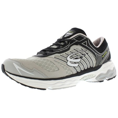 Spira Scorpius II Men's Stability Running Shoes with Springs - Gray / Black / White Spring Running Shoes