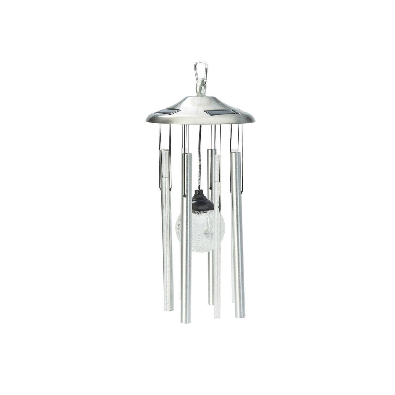 Gardman Wind Chime with Solar Light by Gardman