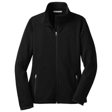 Port Authority Women's Perfect Zipper Pique Fleece Jacket