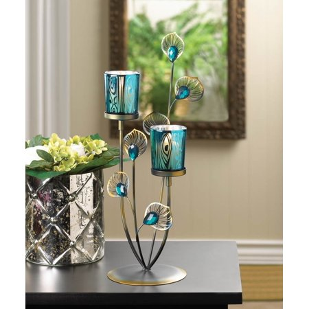 Tabletop Candle Holder Pea Pillar Iron Lantern Wedding Tealight Unity Votive Stick Stand Dining Decorative