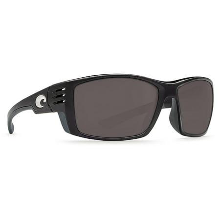 50428be39e9 Costa Del Mar - Costa Del Mar Cortez Shiny Black Sunglasses - Walmart.com